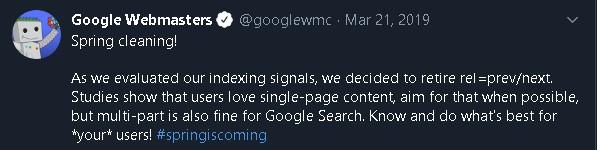 google rel pre\next